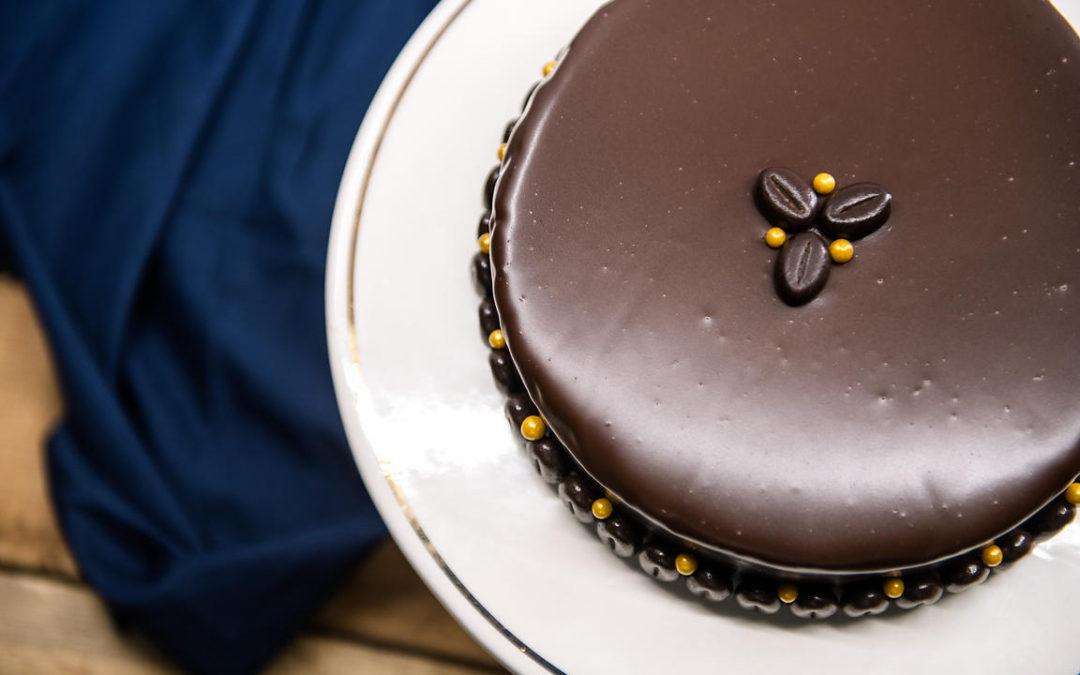 FLOURLESS CHOCOLATE DECADENCE