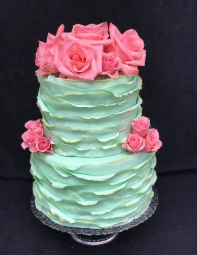 Beckman Rhodes Cake