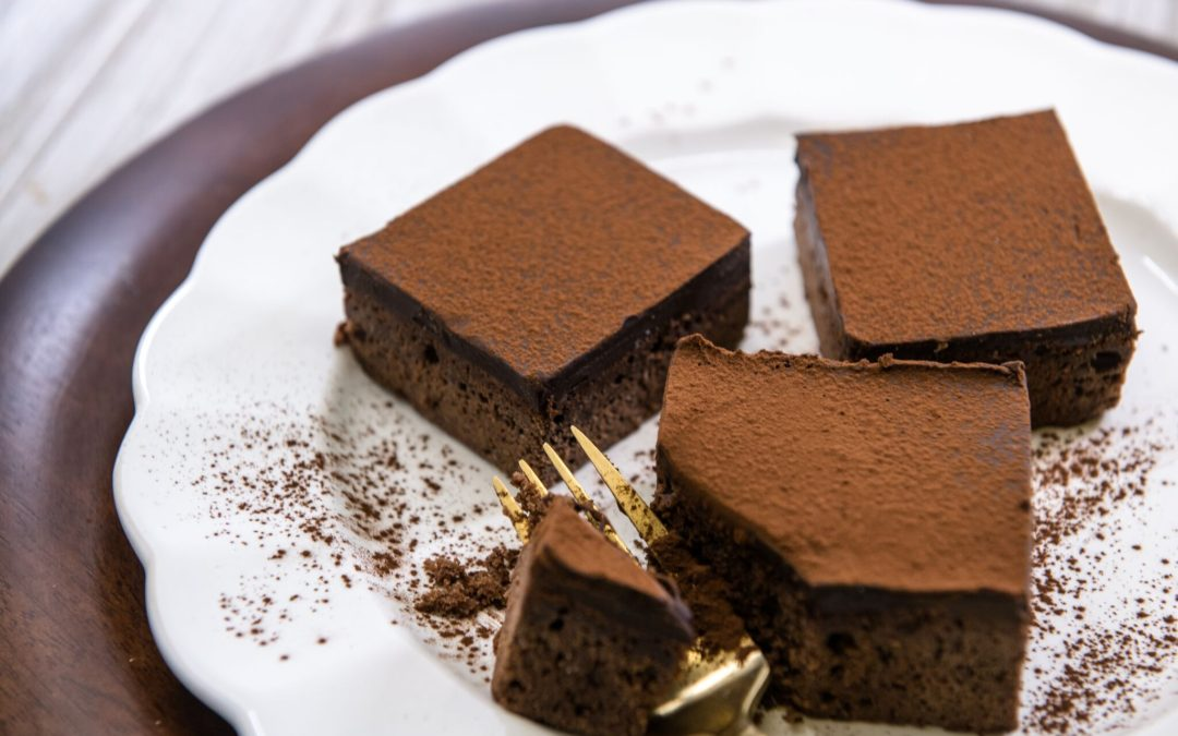 Truffle Brownies